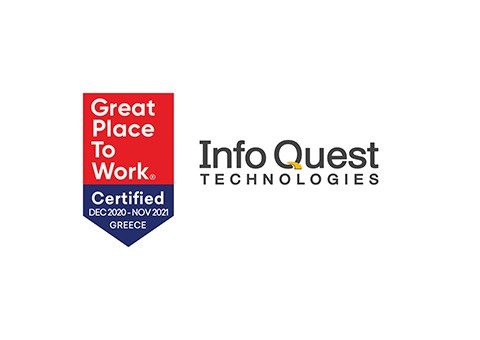H Info Quest Technologies απέκτησε την Πιστοποίηση του Great Place to Work®