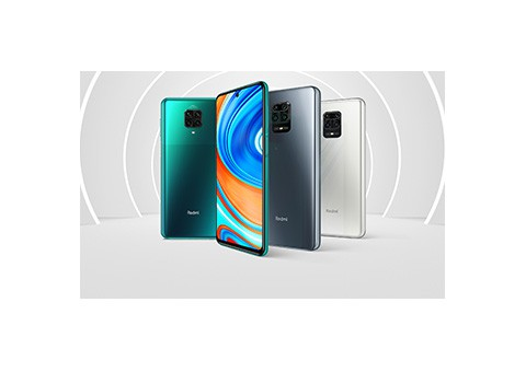 The new Xiaomi Redmi Note 9 and Redmi Note 9 Pro are available from Info Quest Technologies